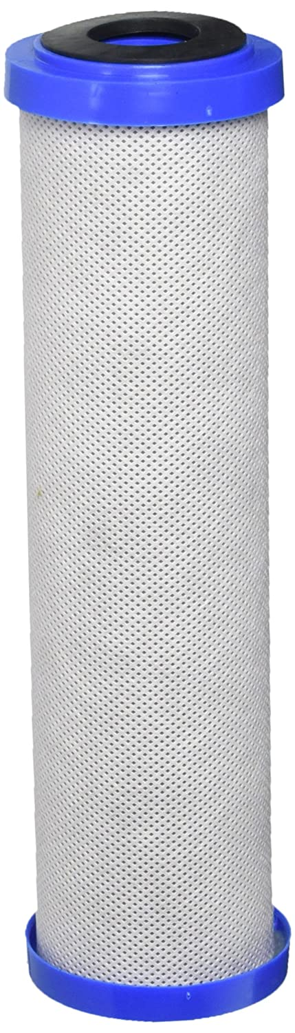 KX Matrikx 01-250-10-GREEN High Capacity Chemical Chlorine Taste and Odor Reduction Filter 10-Inch