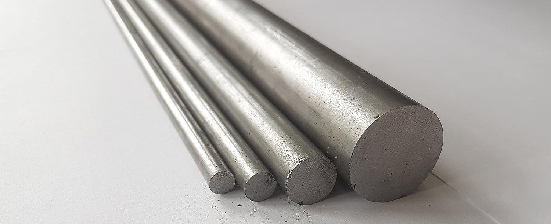 Rundstahl /∅ 4mm-65mm Blankstahl S235JR+C//ST37-2K h9 L= 500-2000mm /∅ 14mm - 1000mm