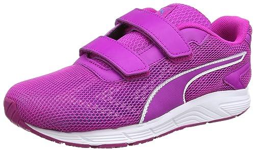 28d6cb2205 Puma Engine V PS, Zapatillas para Niñas: Amazon.es: Zapatos y complementos
