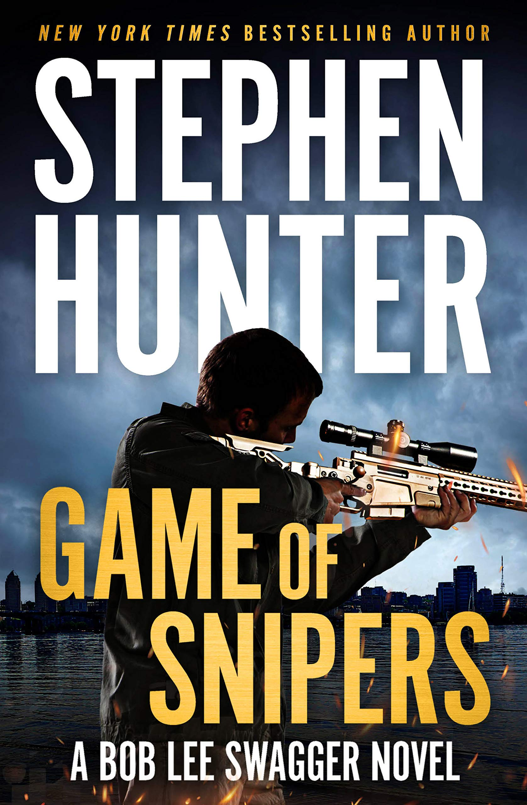Amazon.com: Game of Snipers (Bob Lee Swagger) (9780399574573): Stephen  Hunter: Books