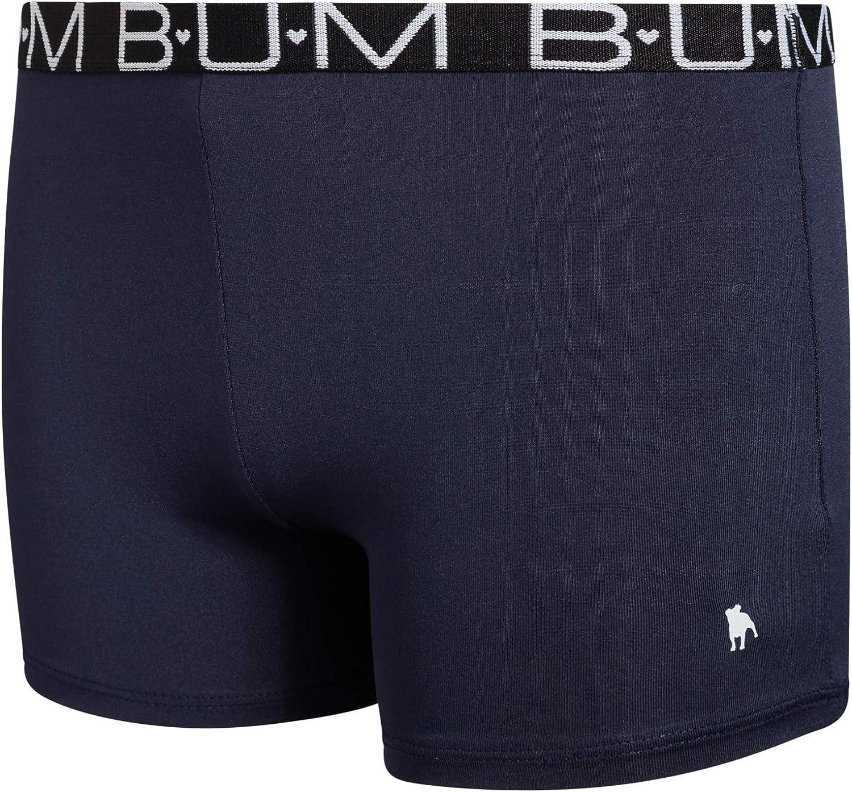 4 Pack Athletic Bike Boyshorts Panties B.U.M Medium // 7//8, Navy, Navy, Navy, Navy , Equipment Girls/' Underwear