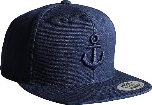 Gorra de béisbol: Ancla - Flexfit Classic Snapback Basecap con ...
