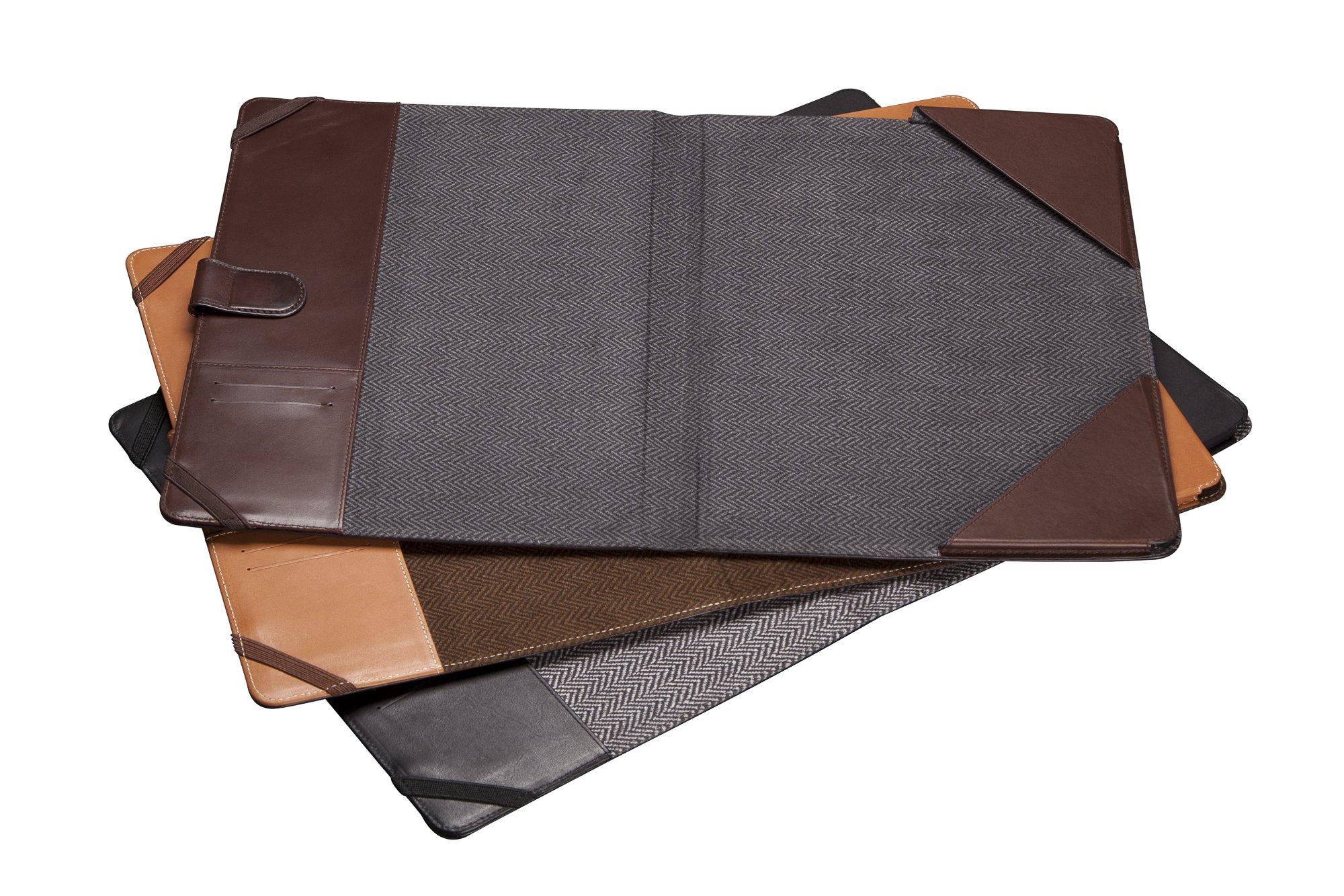 Sena Burnished Portfolio Case for 13-Inch MacBook Air (Tan) by Sena Cases (Image #6)