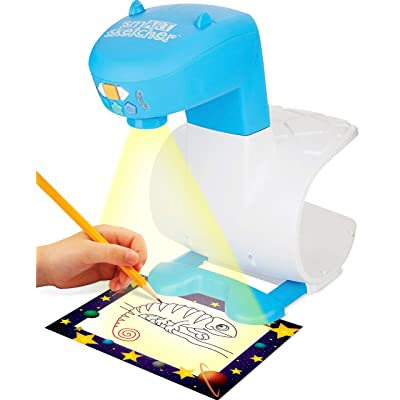 smART Sketcher SSP213 Learn To Draw, Blue/White: Toys & Games