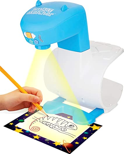 smART Sketcher SSP213 Learn to Draw Blue//White