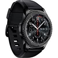 Samsung Gear S3 Frontier Smart Watch (Black Dial) - Refurbished