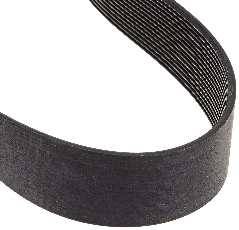 6 Rib 34 Length J Section Gates 340J6 Micro-V Belt 340J Size 4//7 Width