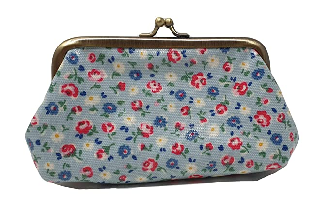 Cath Kidston - Monedero (tamaño Grande), diseño de Flores ...