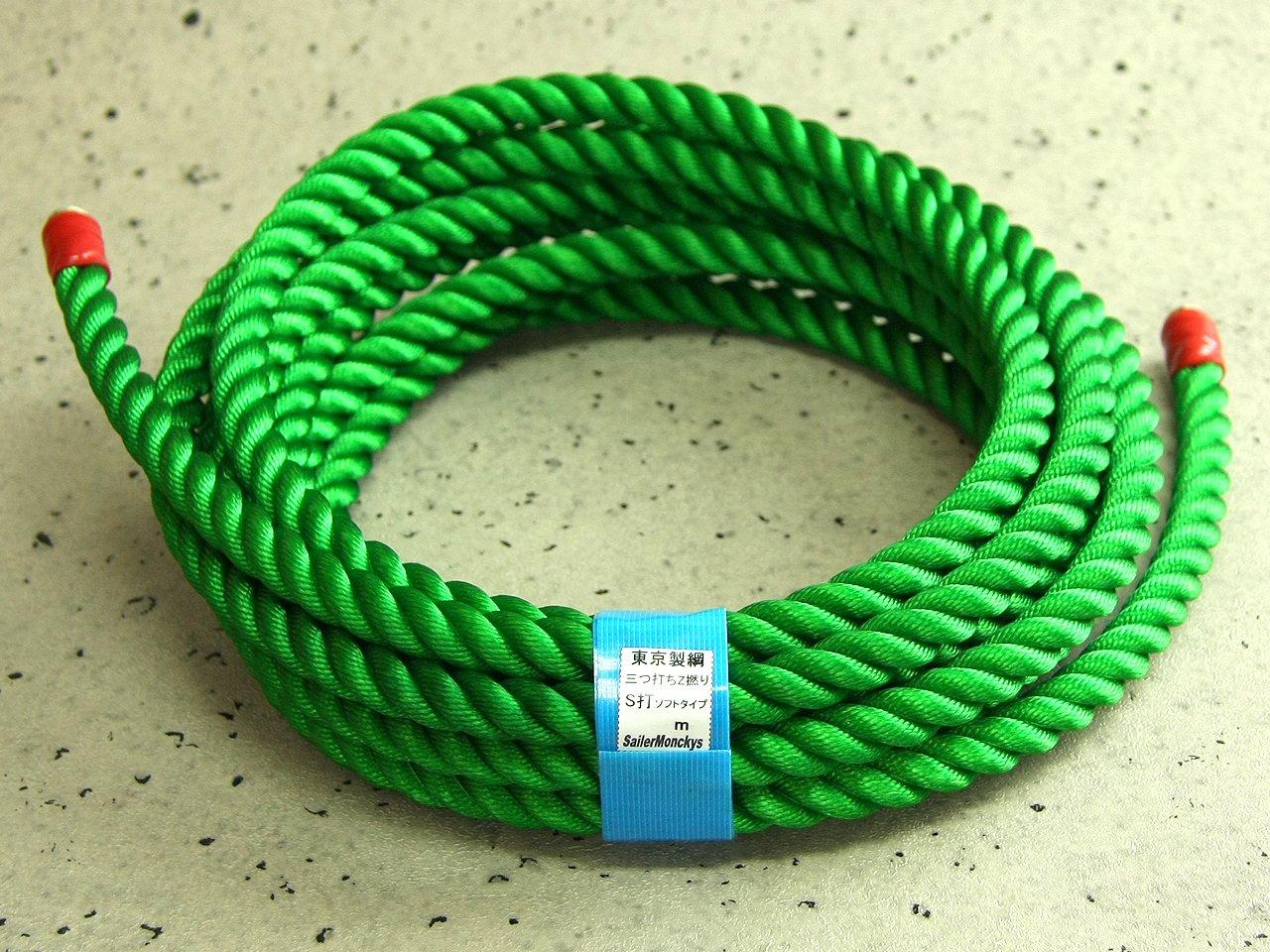 世界有名な 東京製綱 B019LA0BTE カラーナイロンレンジャーロープ 15m S打 緑 三つ打ち 直径12mm 緑 15m B019LA0BTE, ビュティー&ファッションポッポ:8b6df6e2 --- a0267596.xsph.ru