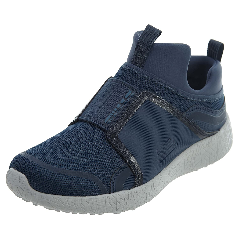 Skechers Burst up All Night Athletic Women's Shoes B01NBX2RBD 11 B(M) US|Navy