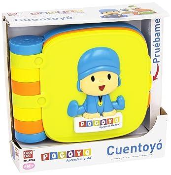 Electrónico Pocoyó Pocoyó Cuentoyóbandai Juguete 87165 nwv0NOm8