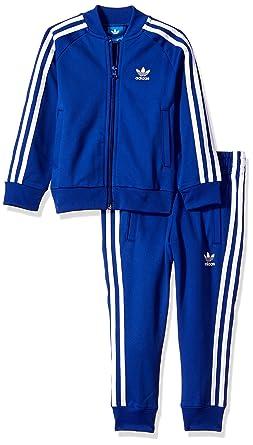 beaafa0cc855 Amazon.com  adidas Originals Kids Superstar Track Suit  Clothing