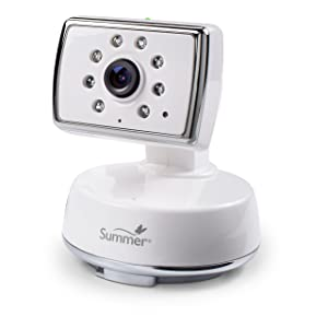 Summer Infant Extra Camera for Dual View Digital Color Video Baby Monitor (29010, 29010A)