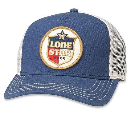 0fdf6e41 American Needle Valin Lone Star Beer Trucker Hat (PBC-1908D-INVY ...