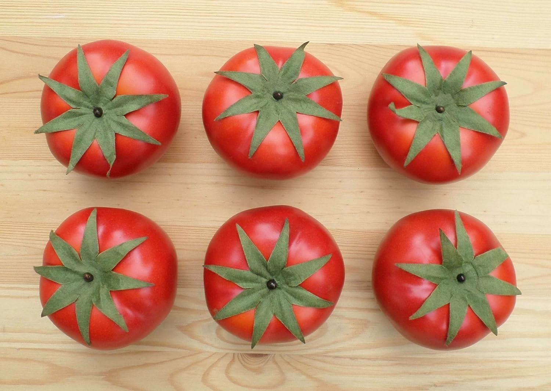 6 x Pomodori - Ortaggio Artificiali Neuhaus Decor