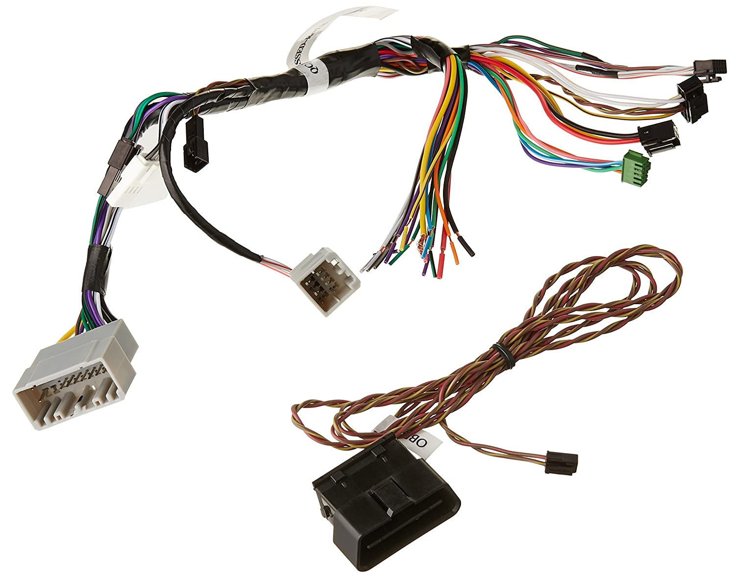 Maestro HRN-RR-CH2 Plug and Play T-Harness for CH2 Chrysler, Dodge, Jeep Vehicles Big 5 Electronics