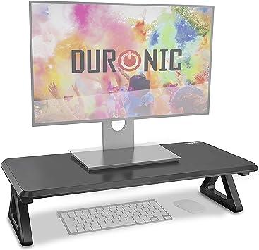 Duronic DM06-1 Elevador para Pantalla, Ordenador Portátil, Televisor, Mesa Gamer, TV, PC, Portátil: Amazon.es: Electrónica