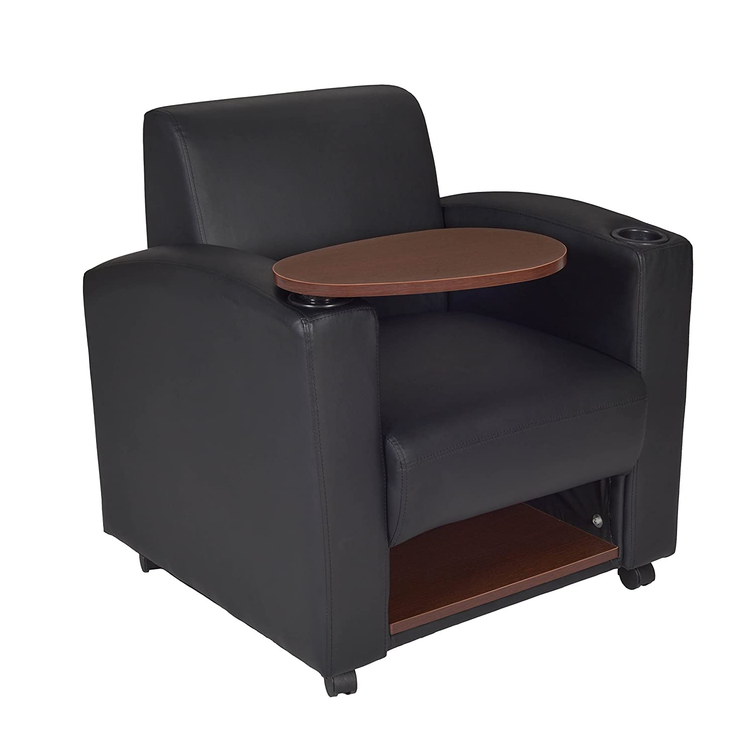 Amazon.com: Regency Modern Nova Mobile Tablet Arm Chair: Kitchen U0026 Dining