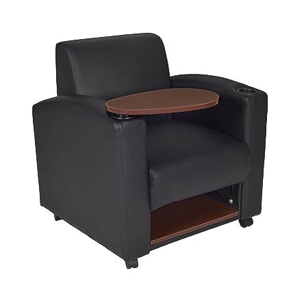 Image Unavailable  sc 1 st  Amazon.com & Amazon.com: Regency Modern Nova Mobile Tablet Arm Chair: Kitchen ...