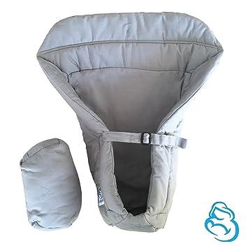 97cba3a683ee Coussin réducteur bébé pour nouveau-nés. Convient pour la sac à dos  portabebes de