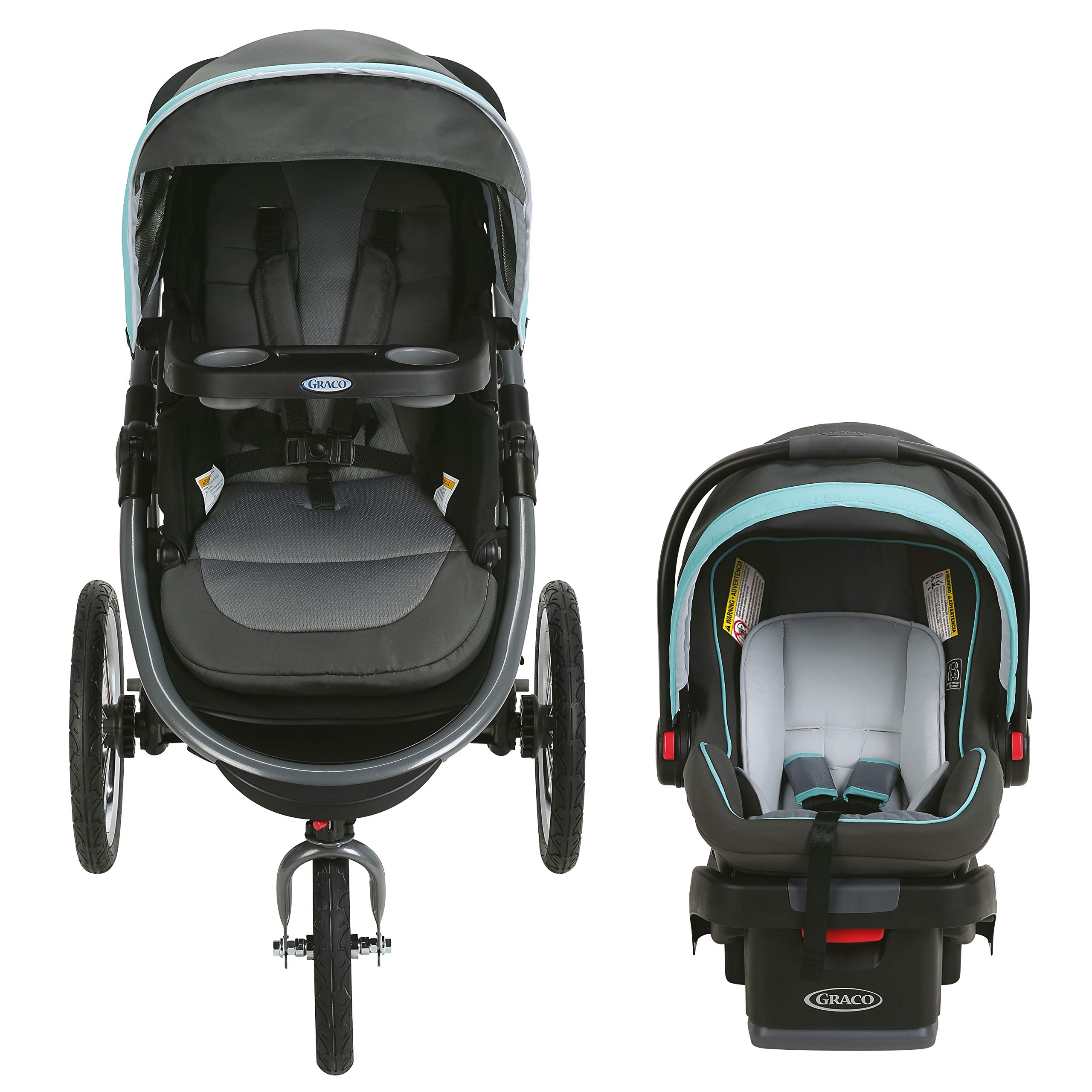 Graco Modes Jogger Travel System Stroller, Tenley by Graco (Image #2)