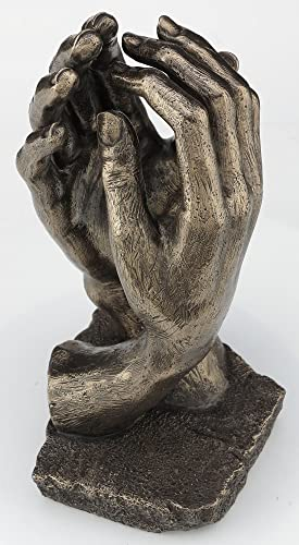 JFSM INC. Rodin s The Cathedral Hand Sculpture – Perfect Wedding