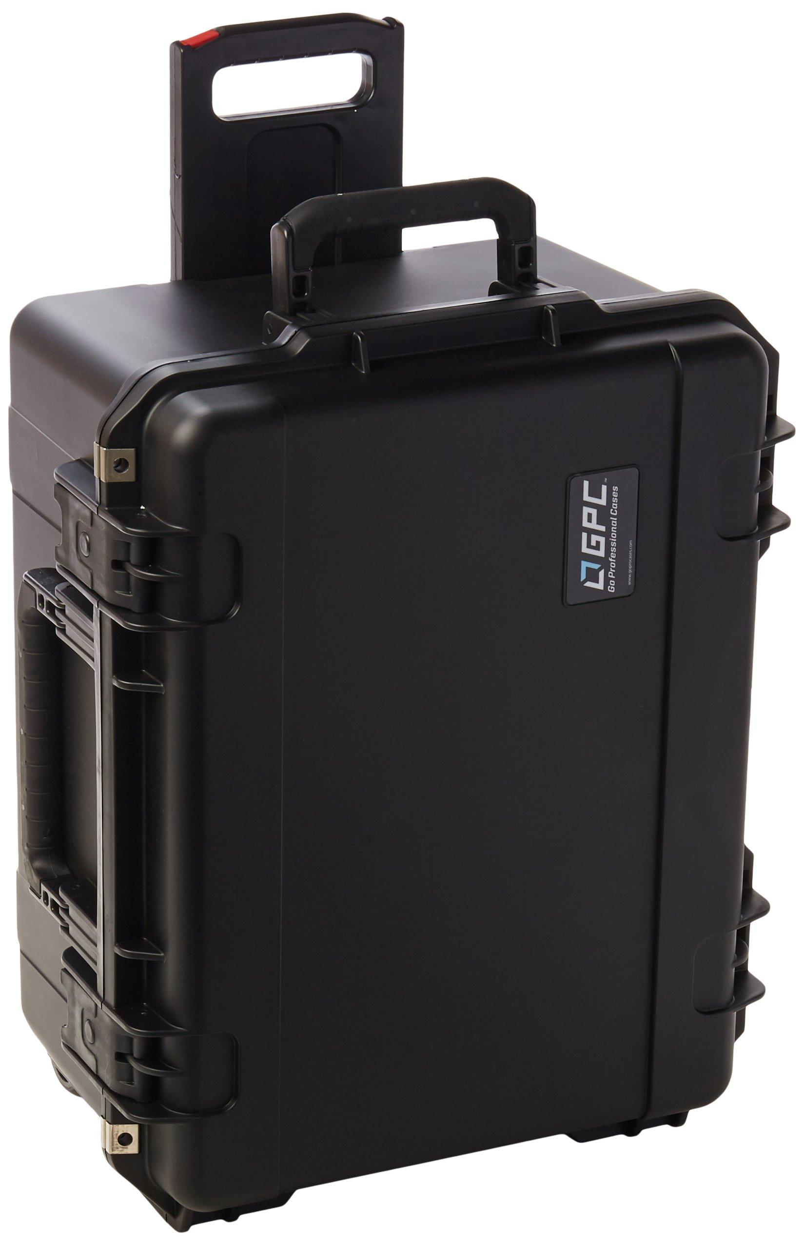 Go Professional Cases DJI Phantom 3 Plus Watertight Hard Case