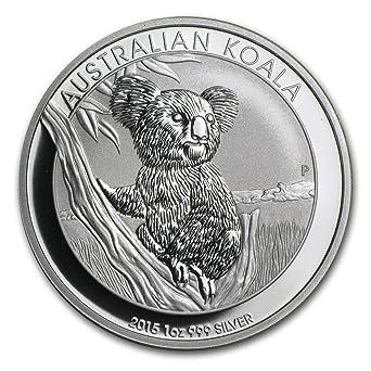 2009 Silver Koala .999 Silver Perth Mint Australia $1