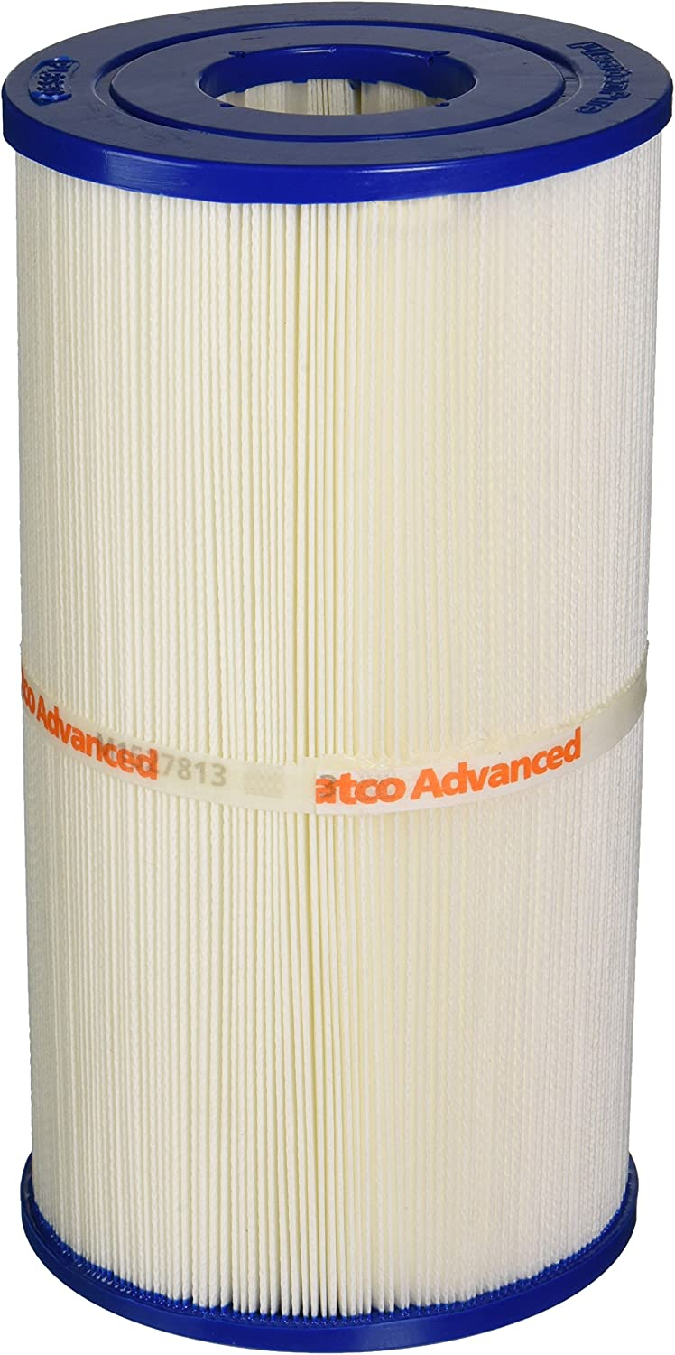 Pleatco PLBS50 Replacement Cartridge for Leisure Bay, Dynasty Spas, Waterway, Rainbow, 1 Cartridge