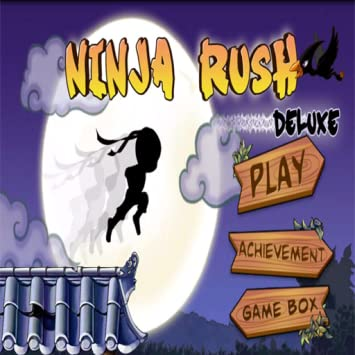 Amazon.com: Ninja Rush Deluxe: Appstore for Android