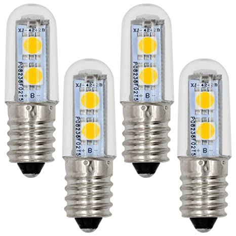4X MENGS® E14 Bombillas LED de la lámpara y del bulbo 1W (100LM -