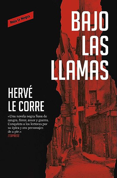 Bajo las llamas eBook: Le Corre, Hervé: Amazon.es: Tienda Kindle