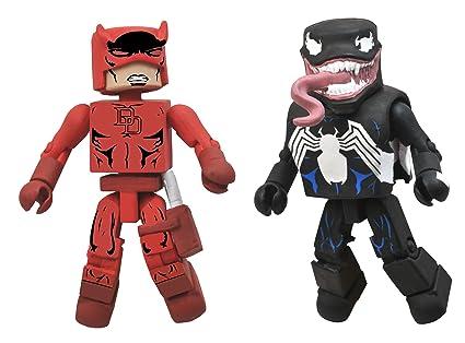Amazon Com Diamond Select Toys Marvel Minimates Best Of Series 2