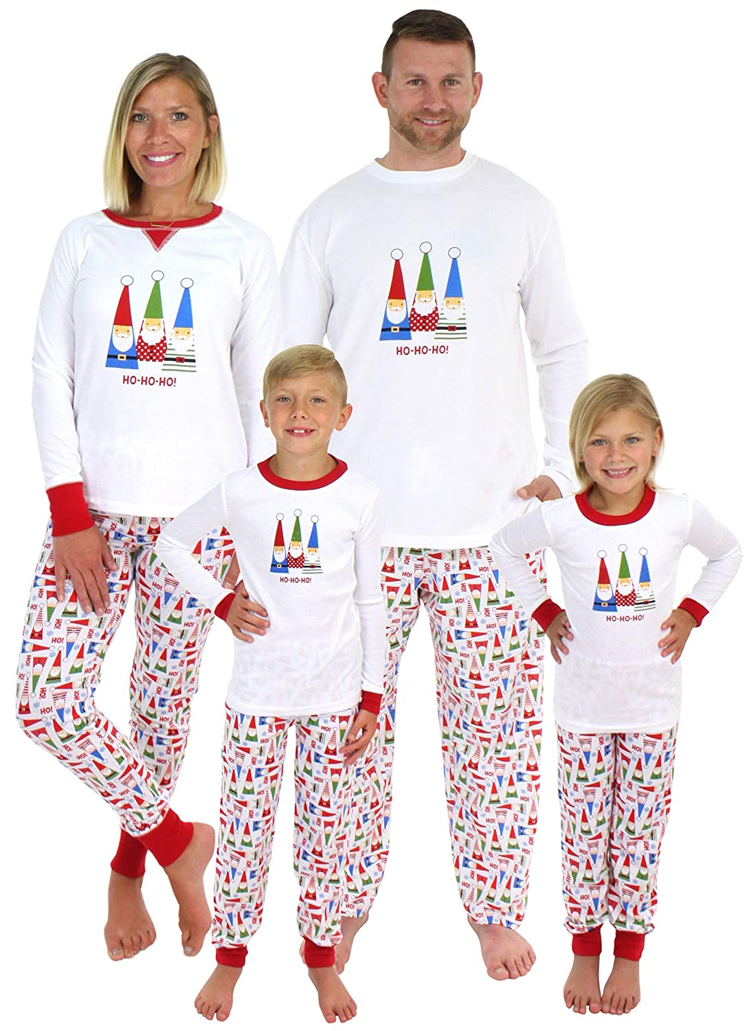 Sleepyheads Christmas Family Matching Gnome Pyjama PJ Sets