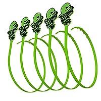 Deals on 5-pack Green Gobbler Hair Grabber Drain Tool