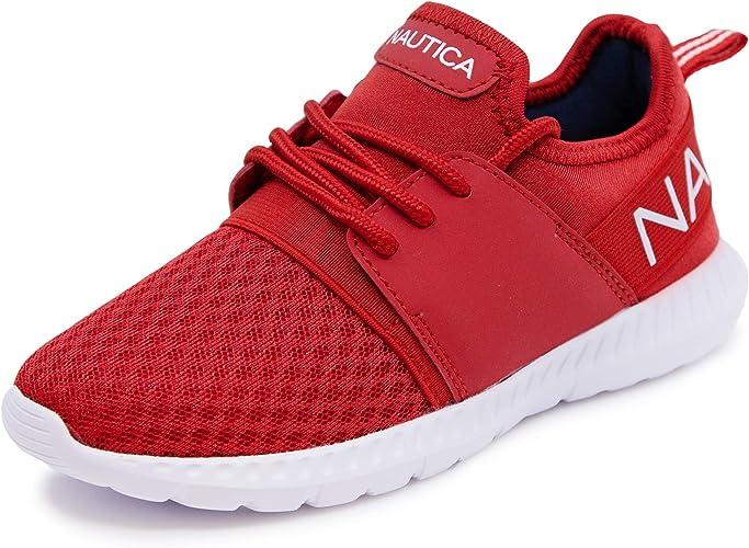 Nautica Boys' Kappil Sneakers (Sizes 13