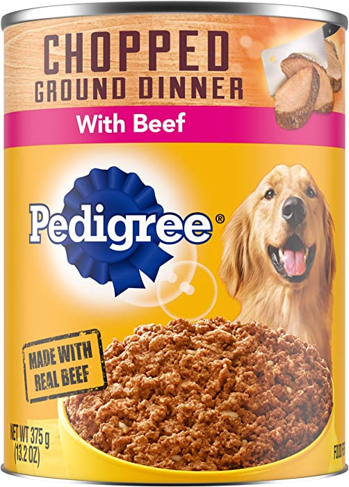 Top 10 Pedigreen Can Dog Food 24 Count