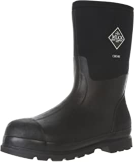 Amazon.com | The Original MuckBoots Adult Chore Hi-Cut Boot | Rain