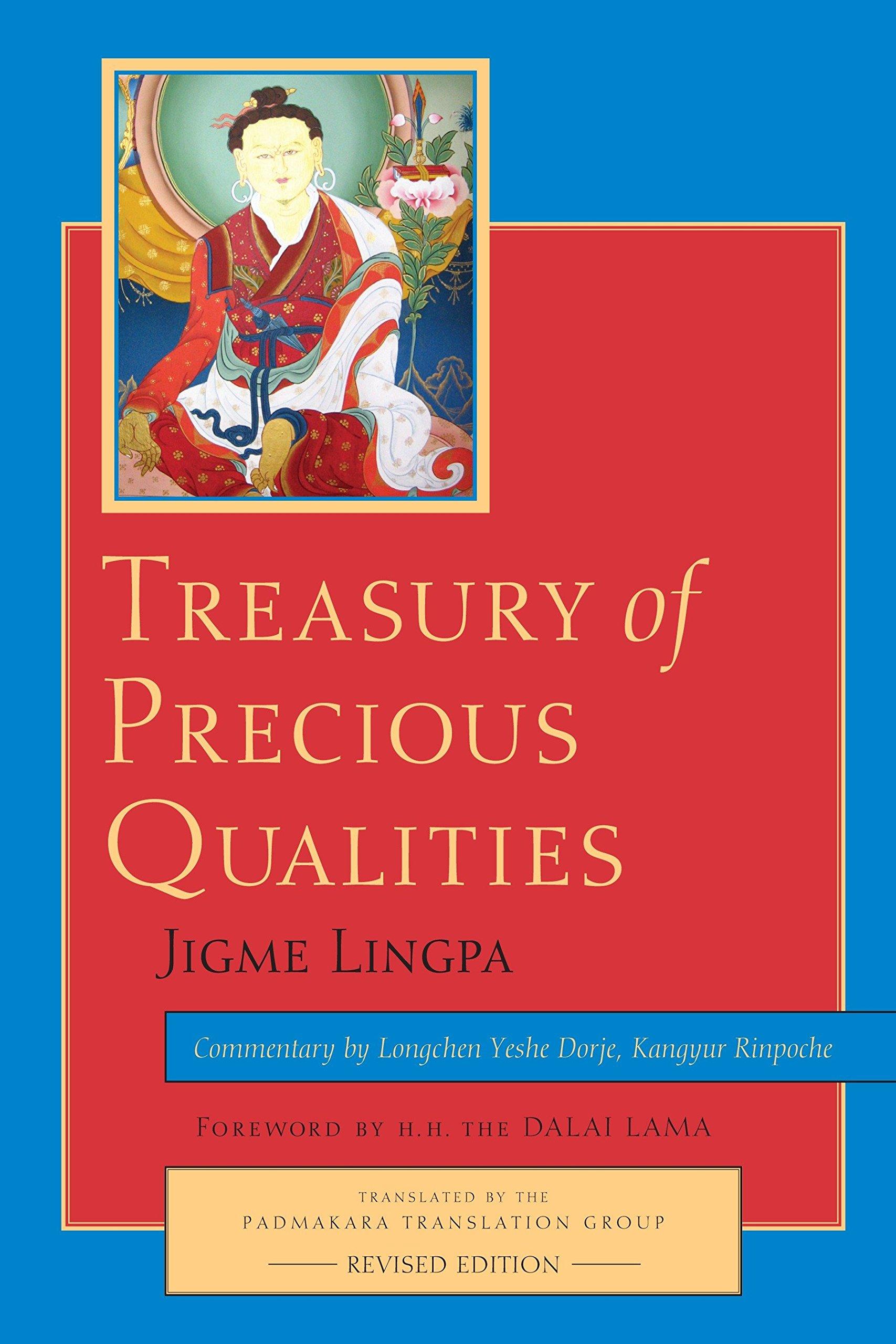 Treasury of Precious Qualities: Book One pdf epub