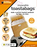 Toastabags 100 Use Twin Pack, Gold