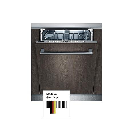 Siemens SN636X01CE lavavajilla Totalmente integrado 13 ...