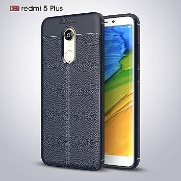 Funda Xiaomi Redmi Note 5 / Redmi 5 Plus, RosyHeart Suave Silicona ...