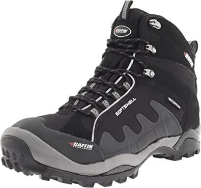 Baffin Men's Zone Snow Boot,Black,7 ...