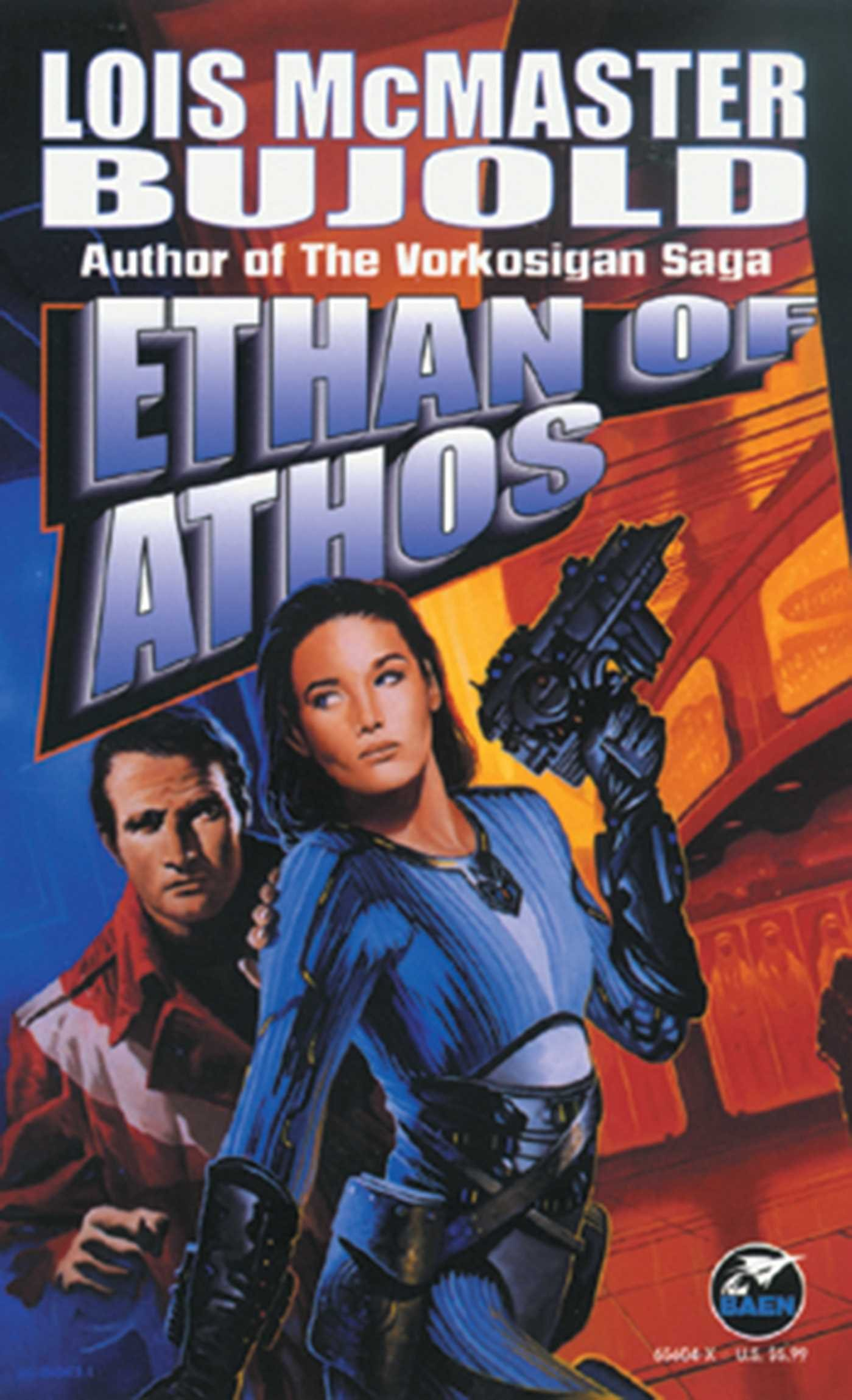 Image for Ethan of Athos