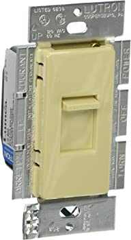 Lutron LG-600H-IV 600W Single-Pole Dimmer
