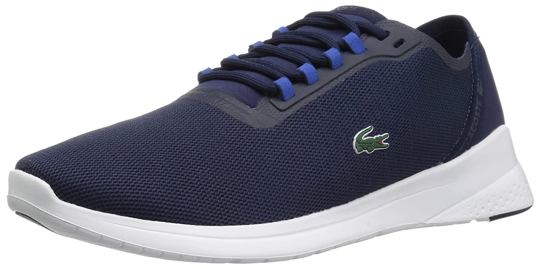 Lacoste Women's LT Fit 118 4 SPW Sneaker B071GQ3ZLH 8 B(M) US|Nvy/Dark Blu