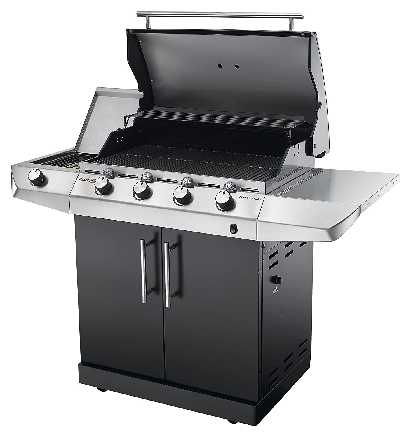 Nye Char-Broil Performance Series T47G - 4 Brenner Gasgrill mit RY-06