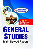 IAS Mains General Studies Solved Papers (2019 Edition)