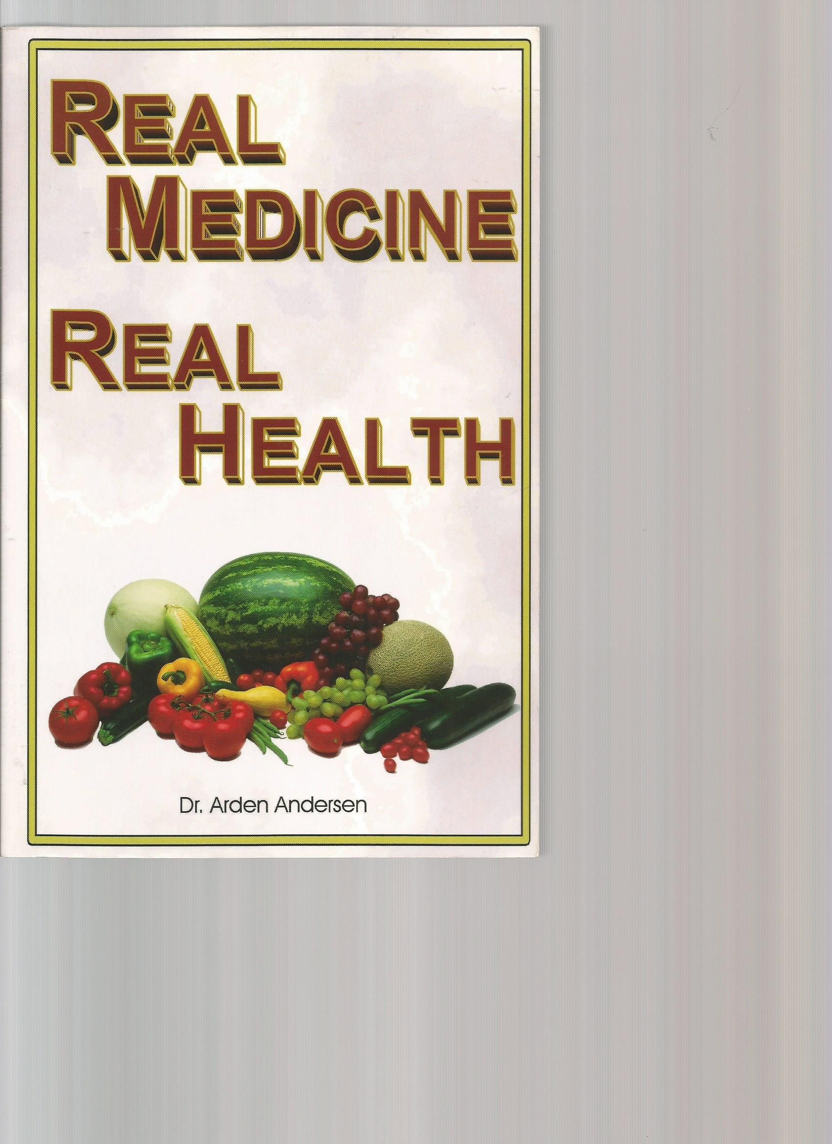 Read Online Real Medicine Real Health pdf