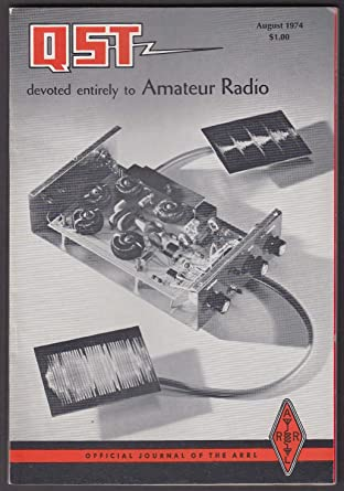 QST Amateur Radio Active-Mixer Converter Morse Code Time